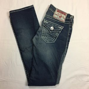 True Religion Super Billy T bootcut jeans 26